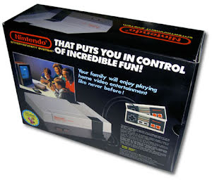 Nintendo Control Set incl Super Mario 3 + 2 Controllers