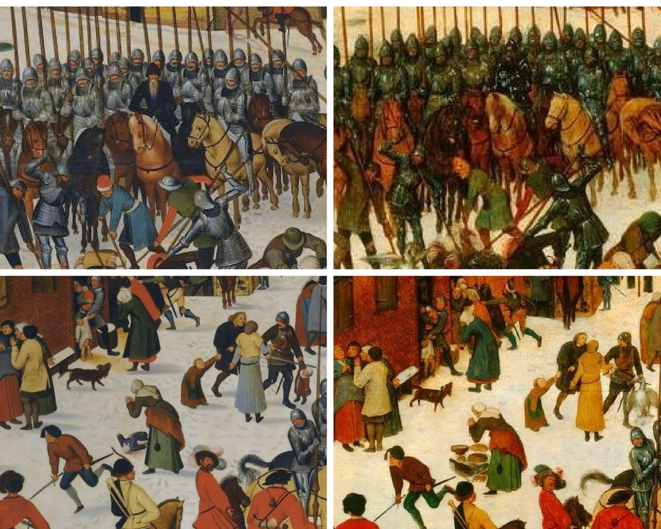 Article on Bruegel's Massacre of the Innocents