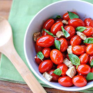 Tomato Mozzarella Salad With Balsamic Vinegar Recipes