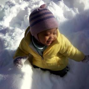 SNOW by Margaret Whitesides - Babies & Children Children Candids