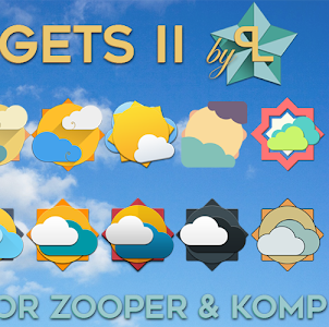 Meteo Widgets By LP II v2.6