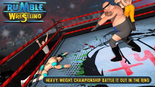 RUMBLE WRESTLING EVOLUTION : WRESTLING GAMES FIGHT 1.4 screenshots 4