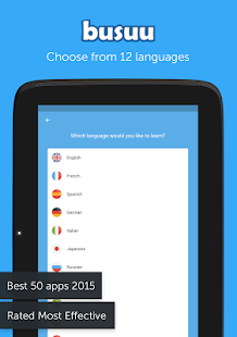 busuu - Easy Language Learning Screenshot 7