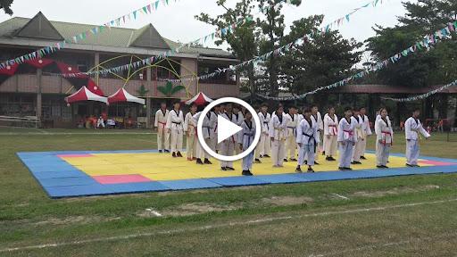 109年吉貝耍國小63周年校慶跆拳道表演
