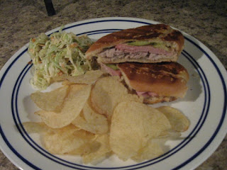 Pressed Cuban Sandwich Recipe