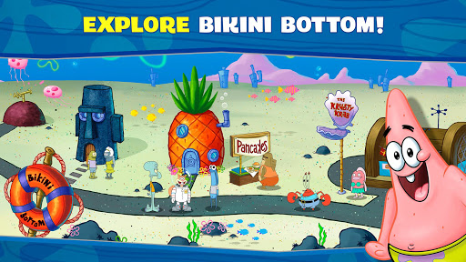 SpongeBob: Krusty Cook-Off 1.0.21 Screenshots 4