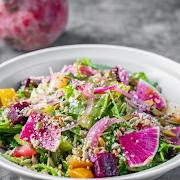 ⭐️ Roasted Beet Salad