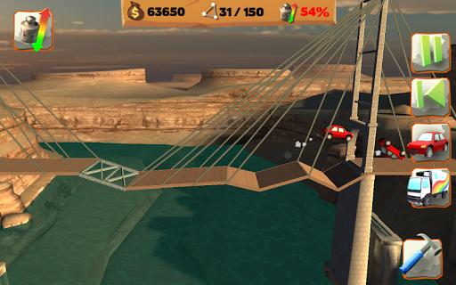 Bridge Constructor Playground FREE apkpoly screenshots 9