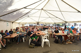 Photo: The 'Mixed Grill was well attended