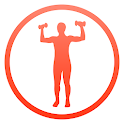 Daily Arm Workout - Arms & Chest Fitness Exercises icon