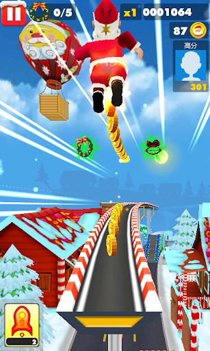 Santa Run screenshots 2