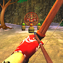 Traditional Archery - Real Physics Target practice icon