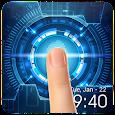 Prank Lock Screen Fingerprint&fingerprint scanner