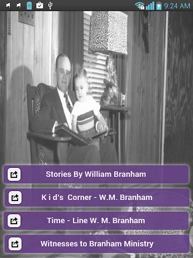 Branham Stories