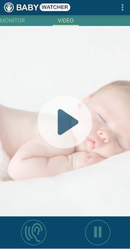 Baby Monitor - Babywatcher 0.5.7 screenshots 3