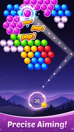 Bubble Shooter filehippodl screenshot 5
