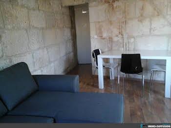 Appartement 2 pièces 33,9 m2