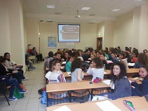 Photo: Unistrasi, geografia, Tabusi; grazie mille a studentesse e studenti!