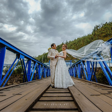 Wedding photographer Moisés Nino (moissnino). Photo of 25.04.2017