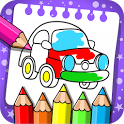 Coloring & Learn icon