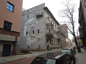 Photo: Mural na ulicy Roosevelta