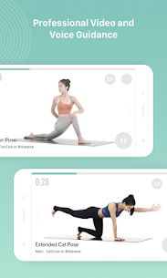 Keep Yoga – Yoga & Meditation, Yoga Daily Fitness App Download For Android and iPhone 4
