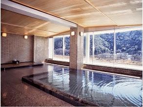 Photo: 展望大浴場(川側)