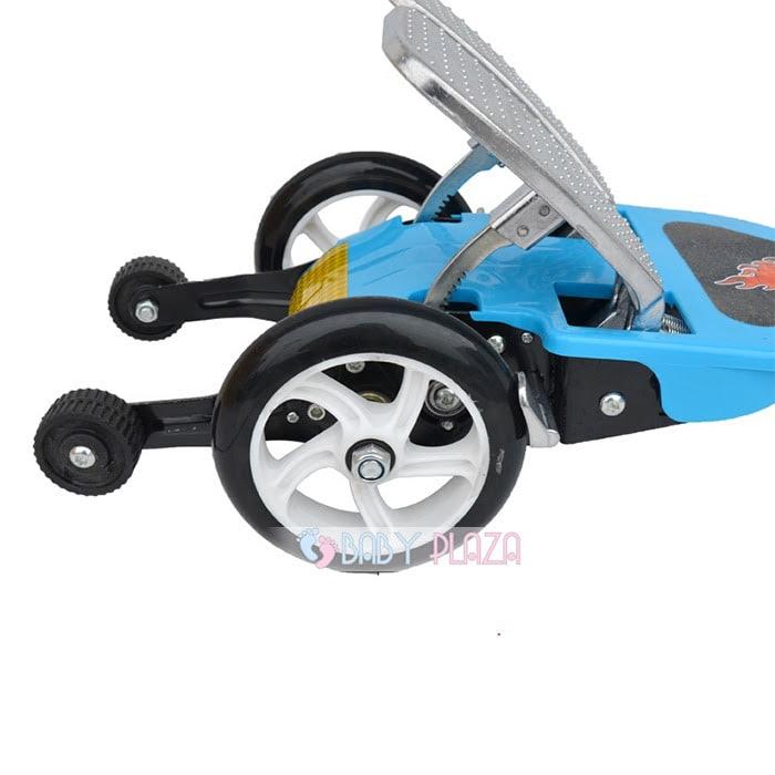 Xe trượt scooter có bàn đạp cho bé Q8 13