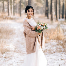 Wedding photographer Sabina Ismaylova (sabinasmile). Photo of 24.01.2018
