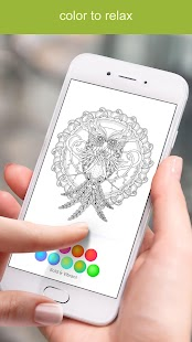 Download Free Colorfeel Coloring Book For PC On Windows And Mac Apk Screenshot 1