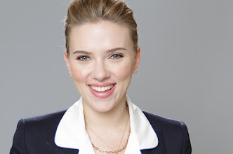 """Photo: Actor Scarlett Johansson poses for a portrait at the Ritz-Carlton in New York.  Johansson stars in """"We Bought a Zoo."""" Photo by Todd Plitt, USA TODAY."""