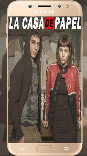 La casa De Papel HD Wallpaper: Best 4k Picture 1.0 screenshots 15