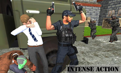 Counter Terrorist SWAT Team 3D FPS Shooting Games 1.0.3 screenshots 2