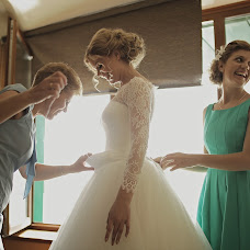 Wedding photographer Aleksandra Filimonova (filimonova). Photo of 31.08.2015