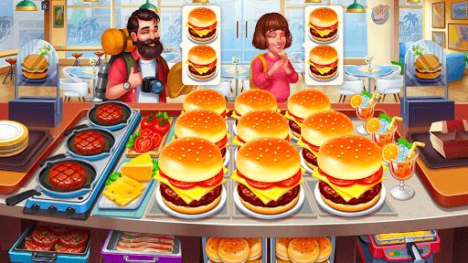 Cooking Hot - Un jeu culinaire déjanté APK MOD – Pièces Illimitées (Astuce) screenshots hack proof 2