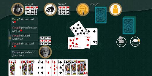 Marriage Card Game  captures d'écran 2