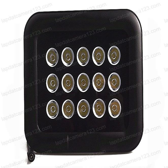 đèn hồng ngoại 15 bóng array công suất vừa đèn hồng ngoại 15 bóng array công suất vừa