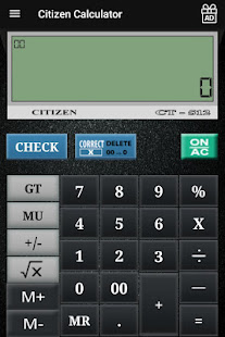 App CITIZEN CALCULATOR APK for Windows Phone
