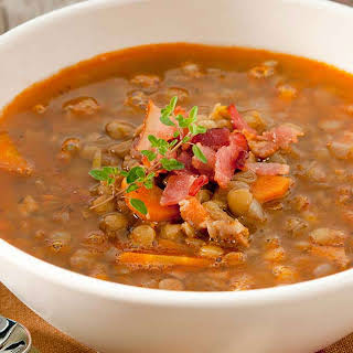 Yellow Lentil Chicken Soup Recipes.
