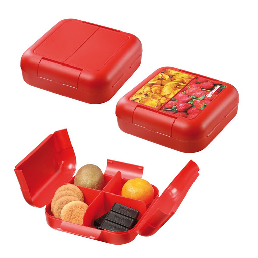 Lunch Boxes with Dividers