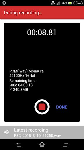 無料工具AppのMyVoiceMemo PCM|記事Game