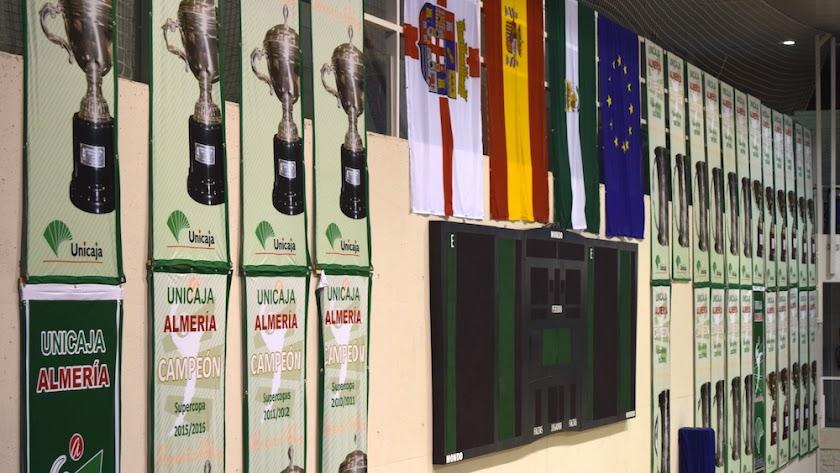 Unicaja Costa de Almería dice sí a la Supercopa de cuatro.