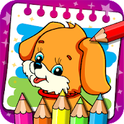Coloring && Learn Animals - Kids Games