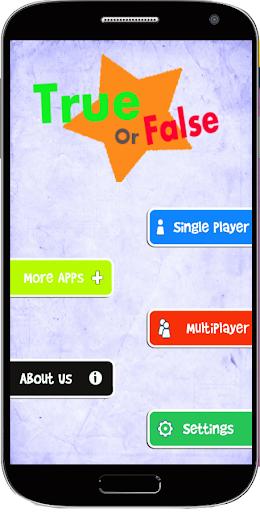 Brain Games - True Or False