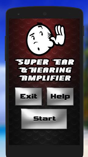Super Ear : Hearing Amplifier 2.0 screenshots 1