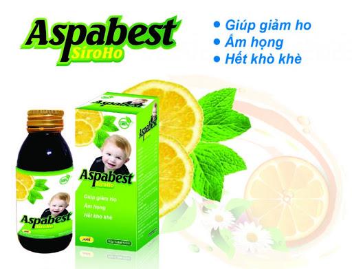 Thuốc ho Aspabest