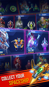 WindWings: Space shooter, Galaxy attack (Premium) 3