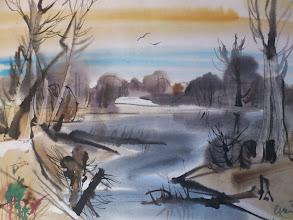 Photo: Ludvík Kunc - akvarel č. 4