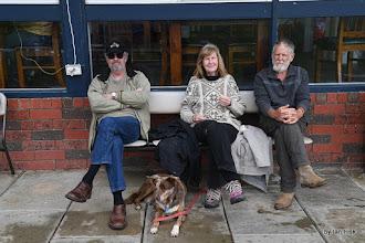 Photo: Ed, Sue and Bob