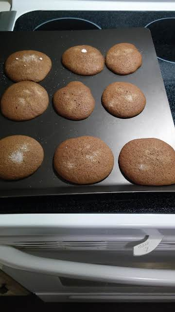 Catherine Batten's Molasses Cookies